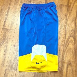 Nike boys basketball shorts